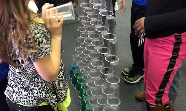 100 Cups for 100 Days of School