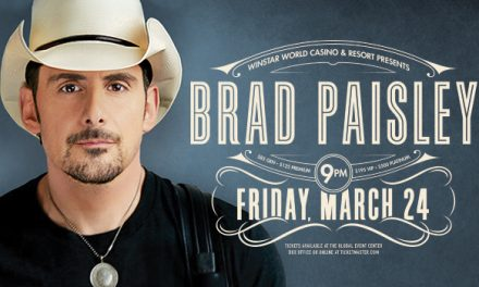 Brad Paisley Concert on March 24, 2017