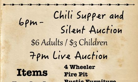 Chili Cook Off and Silent Auction | Covenant Christian Church