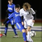 Paris, North Lamar Split District Soccer Matches