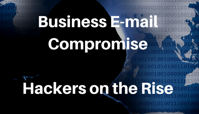 Business E-Mail Compromise – FBI caution