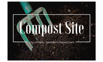 Open Compost Site | Starting March 4th