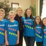 Operation Home Alone speaks at Rotary