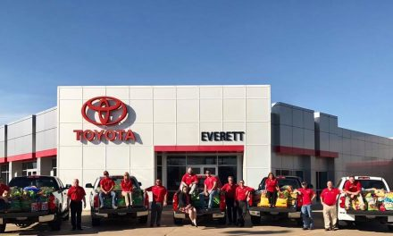 Lamar County Humane Association receives truck loads of love