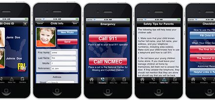 New FBI Wanted app – crime fighting technology