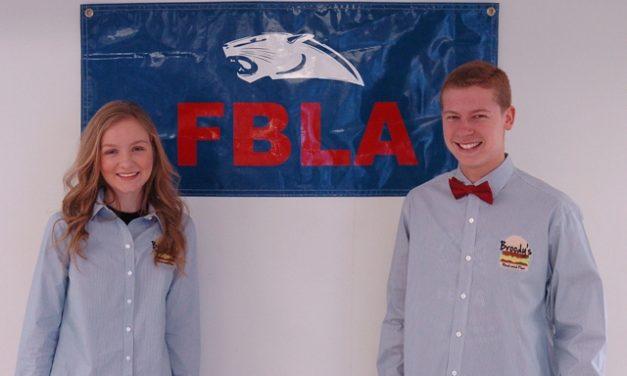North Lamar FBLA Advances to State