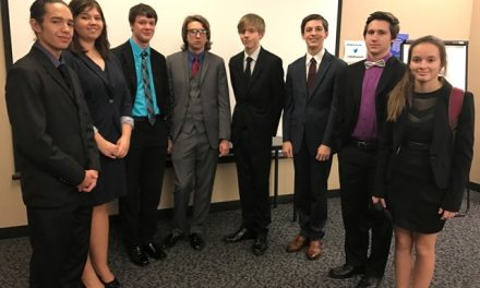 NLHS CX Debate Sweeps District and Advances to State