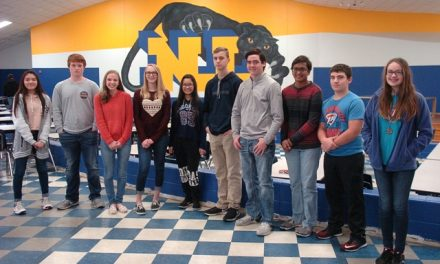 North Lamar High School science students to compete at region
