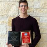 PHS student selected as Top Ten in Texas
