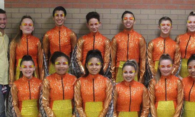 PHS Winter Guards successful at contests