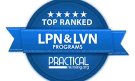 PJC's LVN Program Ranked 13th in Texas