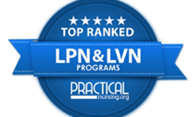PJC's LVN Program Ranked 13th in Texas