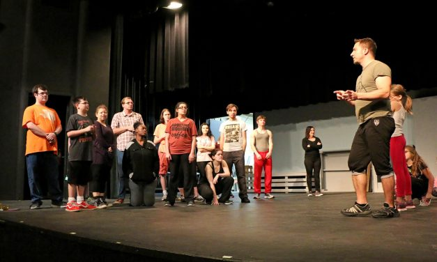"Fight choreographer helps bring to life ""The Lion, The Witch, and The Wardrobe"" at PJC"