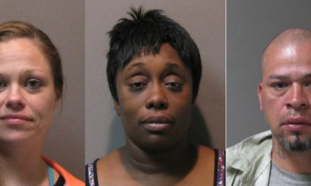 Three Arrest Made Over the Weekend
