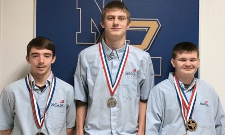 District wins qualify North Lamar students for State SkillsUSA Competition