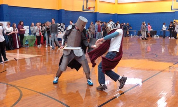 Students bring Medieval & Renaissance times to life