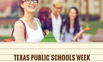 TX Public Schools Week kick-off is March 6
