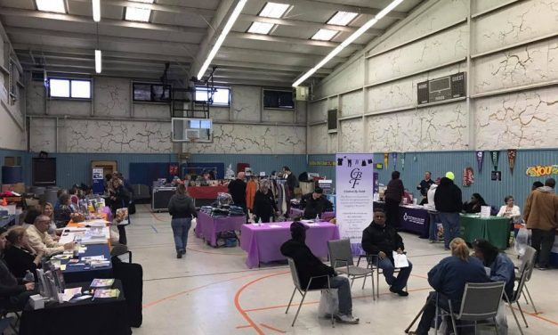 Lamar County Homelessness Coalition's 2017 Survey and Service Fair a Great Success!