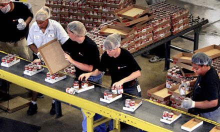 We Pack Logistics speaks out on new Campbell Soup partnership with DHL