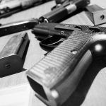 One Injured by Firearm During Scuffle