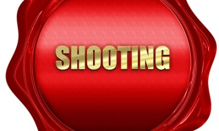 Home shooting yesterday – one man injured