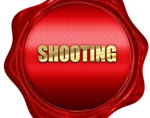 Home shooting yesterday – one man injured