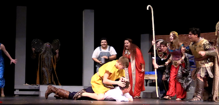 Paris High School Theater Presents 'Epic Proportions'