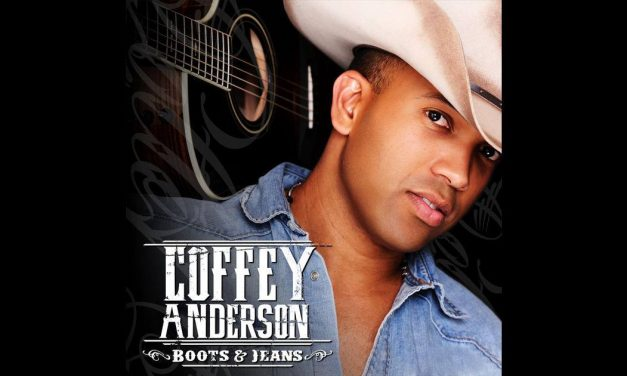 Coffey Anderson playing live at Buffalo Joes