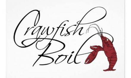 3rd Annual Buffalo Joe's Crawfish Boil on April 1st
