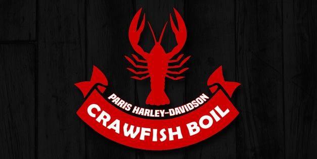 Crawfish Boil at Paris Harley-Davidson