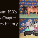 Chisum ISD's FFA Chapter Makes History