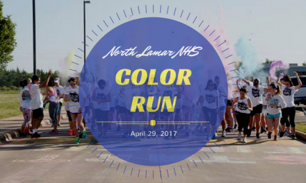 3rd Annual Color Run this April