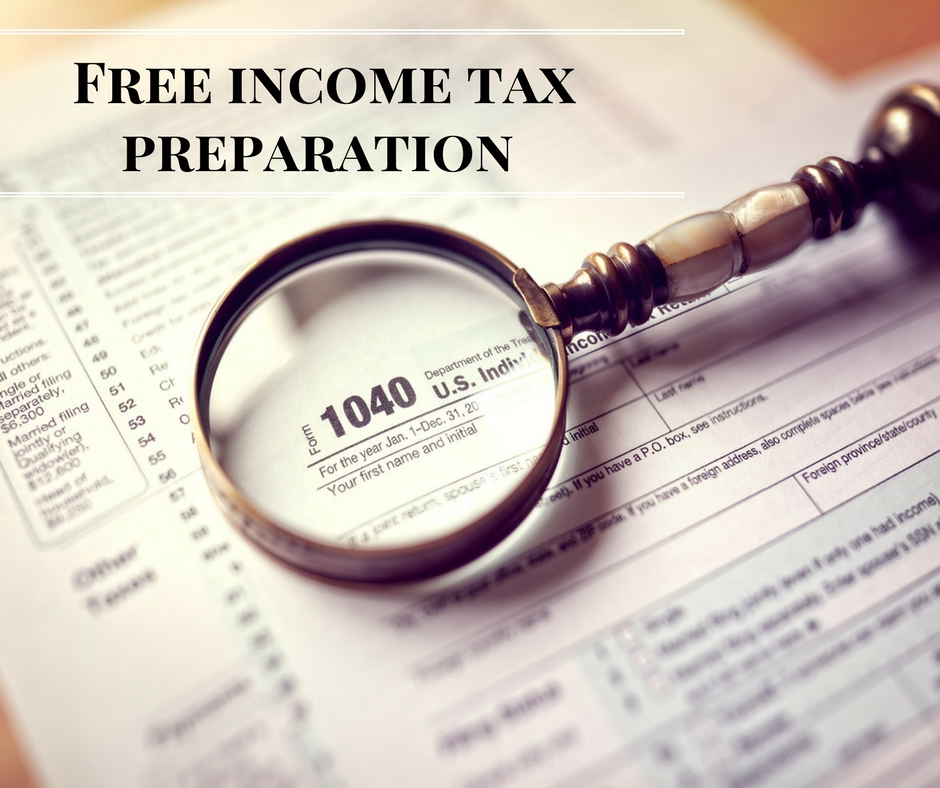 free income tax filing