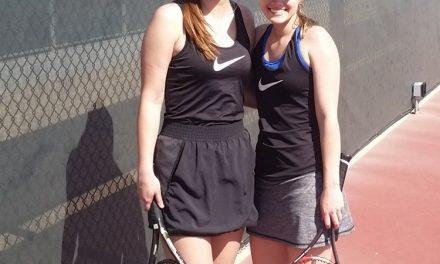 North Lamar wins tennis championships at Prairiland