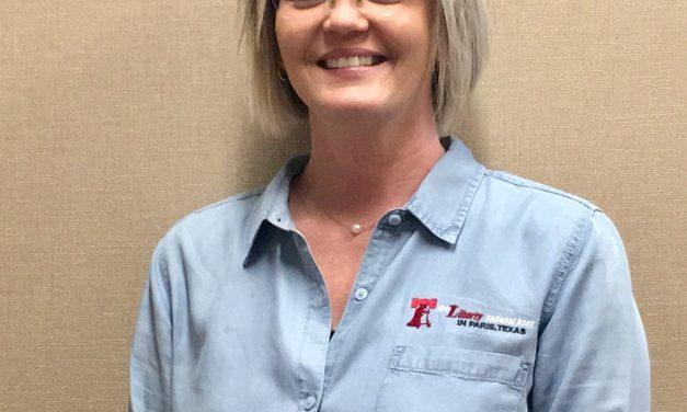 Karen Bolton named Teller Supervisor at Liberty National Bank