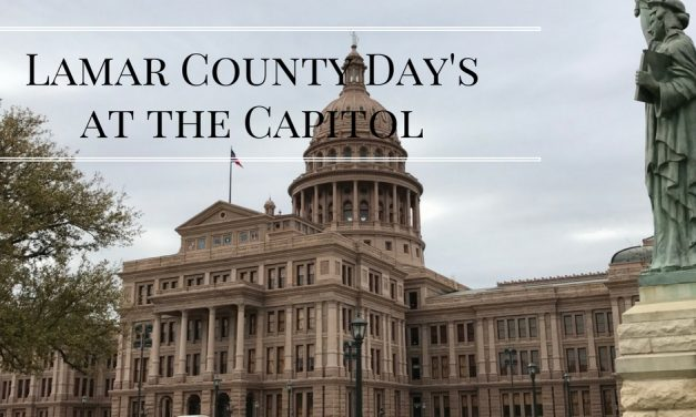 From the Capitol – Keeping the Arts alive in your community