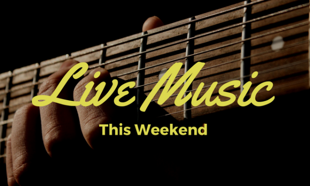 Live Music at Buffalo Joe's and The Depot this weekend