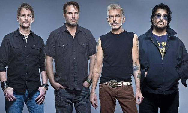 Billy Bob Thornton and the Boxmasters at Choctaw Casino on April 15, 2017