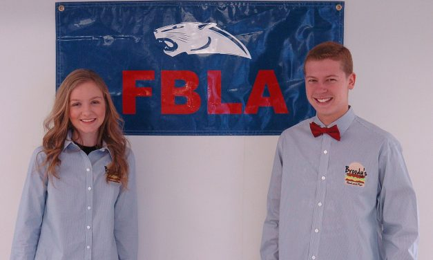 North Lamar duo to compete for FBLA state title