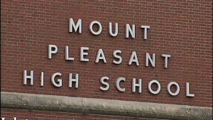 Mount Pleasant High