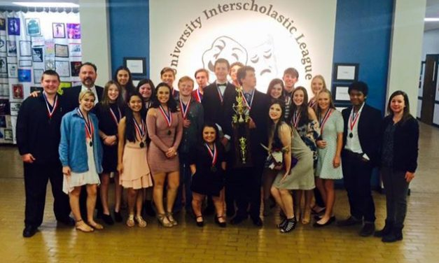 North Lamar One Act Play Advances to Bi-District