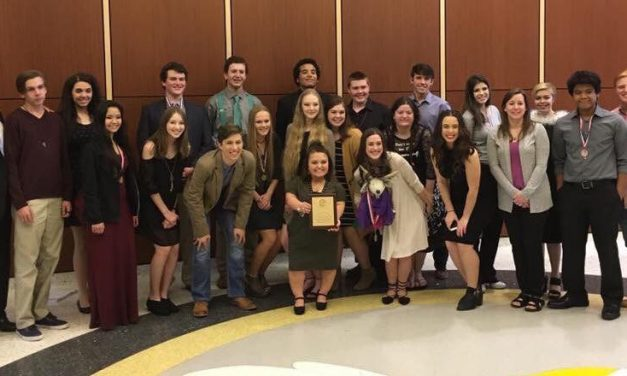 NLHS One Act Play advances to Area