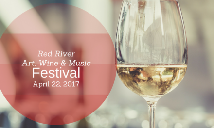 Red River Art, Wine & Music Fest at the Creative Arts Center in Bonham, Texas