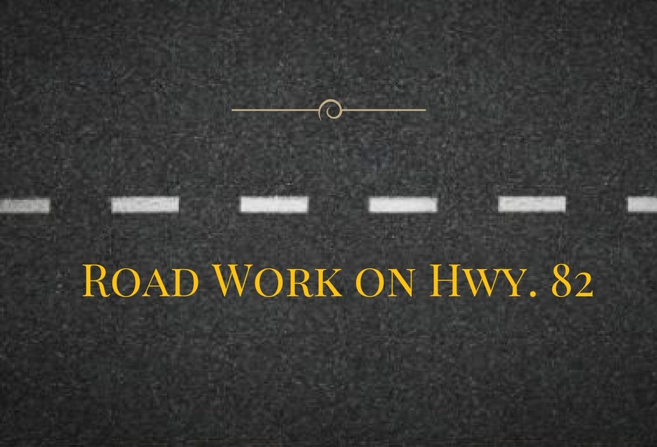 US 82 Road Work Slated in Lamar County