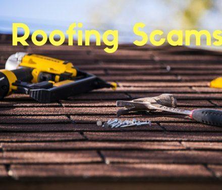 BBB warns against door to door roofers