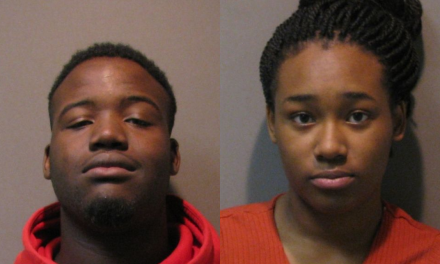 Two Arrested on March 9, 2017