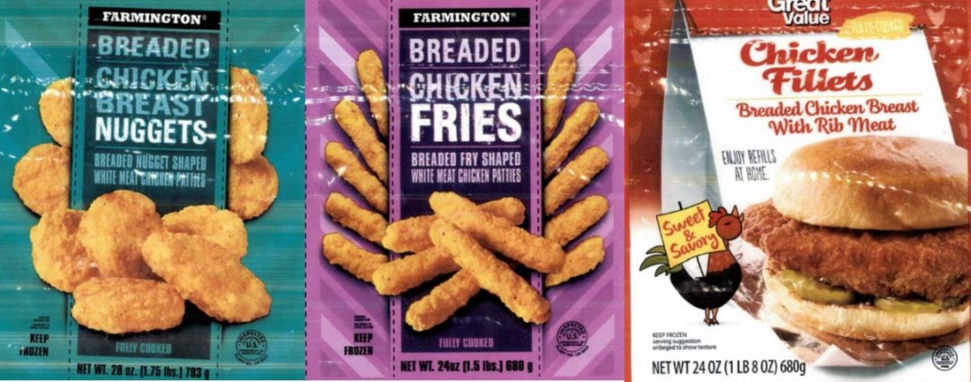Over 900000 Lbs Of Chicken Recalled