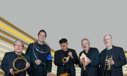 St. Louis Brass Quintet in Paris, TX