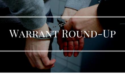 Warrant Round Up in Reno, TX