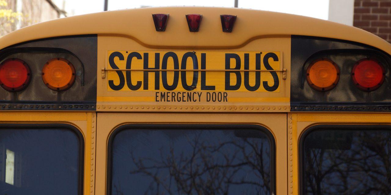 School Bus Accident in Reno on Wednesday